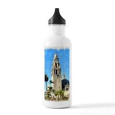 balboa tower 14 x 10 Water Bottle
