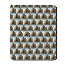 cubesStacked Mousepad