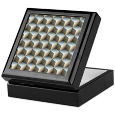 cubesStacked Keepsake Box
