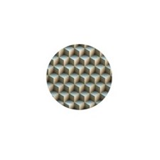 cubesStacked Mini Button