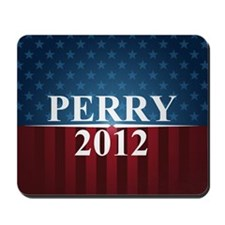 perrystarbutton Mousepad