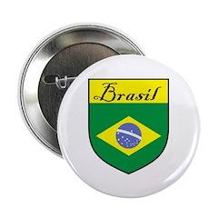 Brasil Flag Crest Shield 2.25