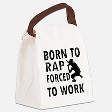 rap Canvas Lunch Bag