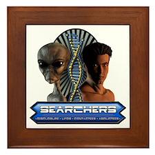 Searchers Tshirt Framed Tile