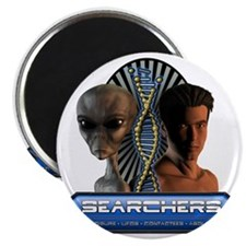 Searchers Tshirt Magnet