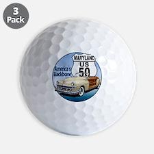 50-MD-TC-C10trans Golf Ball