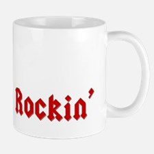 60 Plus And Still Rockin Mug