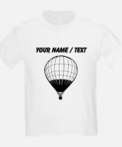 Custom Hot Air Balloon T-Shirt