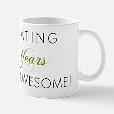 Celebrating 60 Years Awesome Light Mug