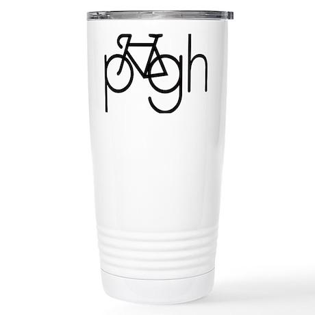pgh Stainless Steel Travel Mug