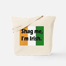 Shag Me, I'm Irish Tote Bag