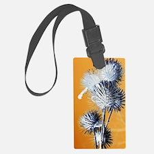 Burdocks Painting Luggage Tag