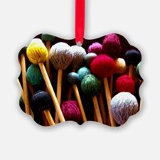 Mallets Ornament