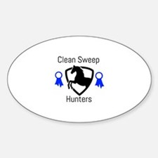 Clean Sweep Hunters Decal