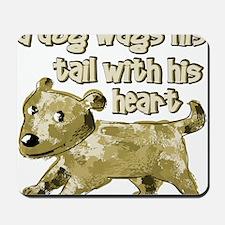 dogtail Mousepad