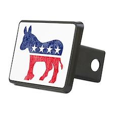 Democrat Donkey 2 Hitch Cover