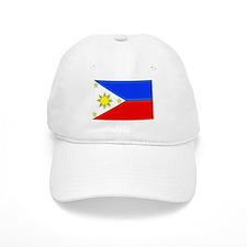 Philippine Flag Baseball Cap