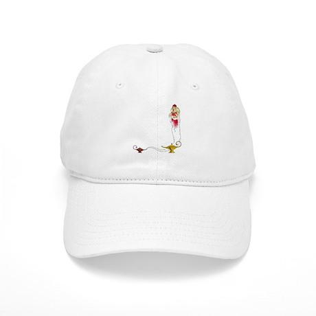 Genie on a Cap