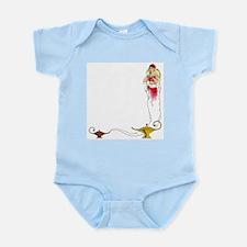 Genie on a  Infant Bodysuit