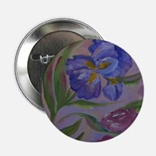 """Pastel Purples 2.25"""" Button"""