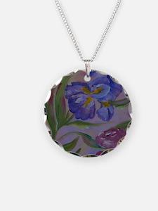 Pastel Purples Necklace