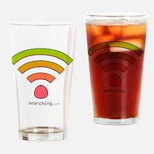 wifi GRANDE Drinking Glass