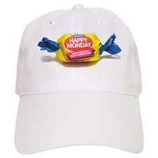 Happy Monday Bubble Gum Baseball Cap