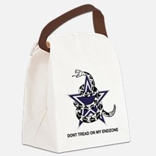 DONT TREAD STAR Canvas Lunch Bag