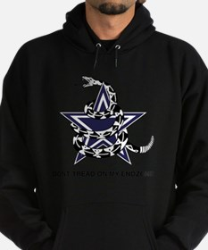 DONT TREAD STAR Hoodie (dark)