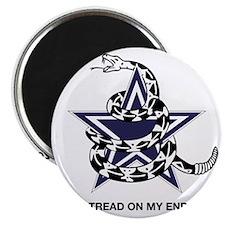 DONT TREAD STAR Magnet