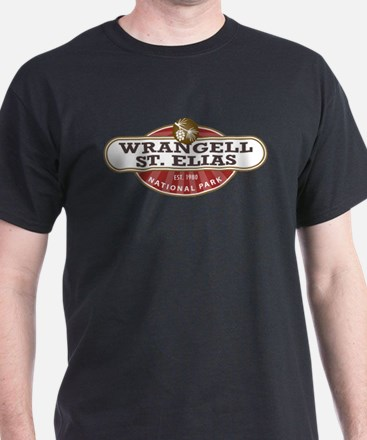 Wrangell St. Elias National Park T-Shirt