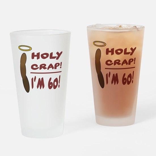 HolyCrap60 Drinking Glass