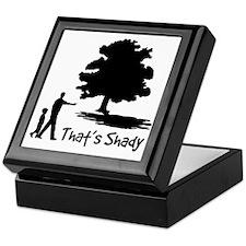 SHADY Keepsake Box