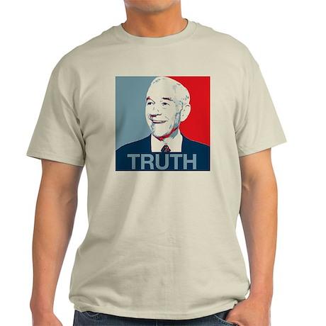 Ron Paul Truth Light T-Shirt