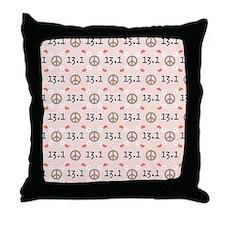PL13.1FlipFlops Throw Pillow