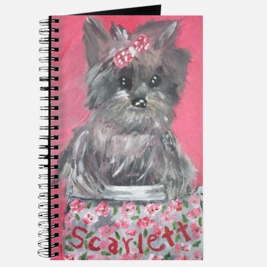 Teacup Scarlett Journal