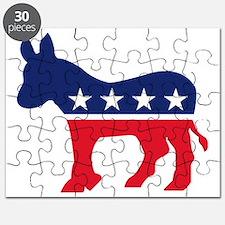 Democrat Donkey Puzzle