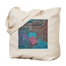 Abstract Cube Tote Bag
