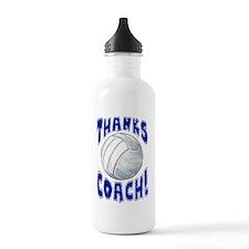 ThxVolleybCoach Sports Water Bottle