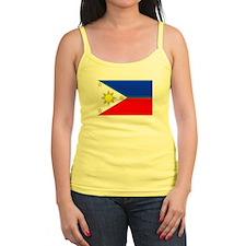 Philippine Flag Jr.Spaghetti Strap