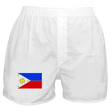 Philippine Flag Boxer Shorts