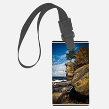 Chapel Rock Fall 2007 5 Luggage Tag