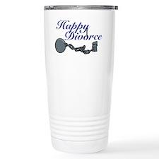 happy divorce Travel Mug