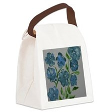 Baby Blues Canvas Lunch Bag