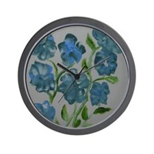 Baby Blues Wall Clock