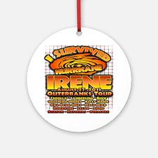 cp_irene Round Ornament