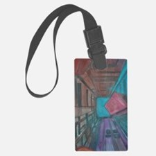 Abstract Cube Luggage Tag