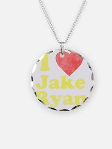 I Love Jake Ryan Necklace