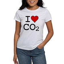 CO2_big_blk Tee