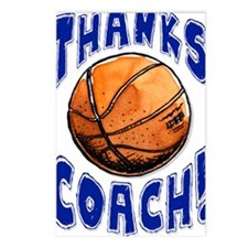 ThxBasketbCoach Postcards (Package of 8)